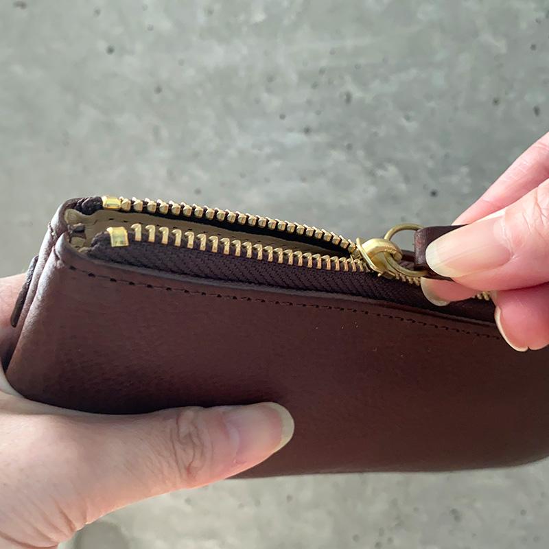 RITOUR リツアのミネルバボックス長財布