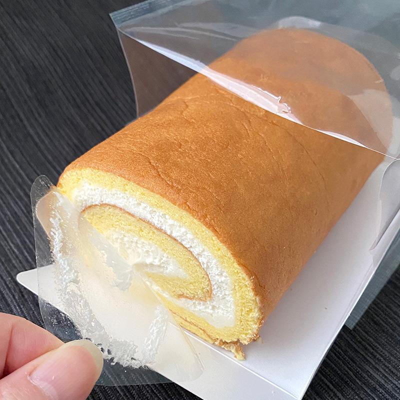 ルタオの冷凍ロールケーキジャージーミルクロール