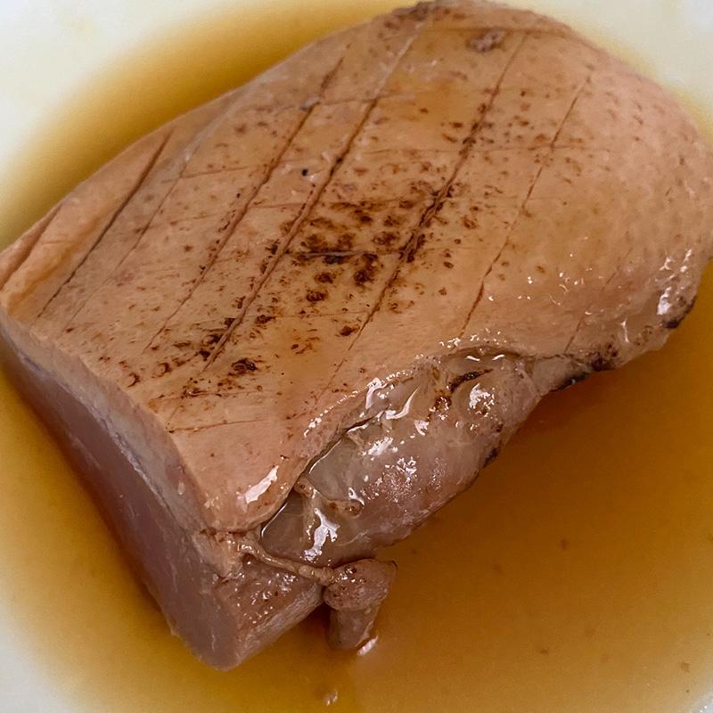 ルタオの合鴨ローストジャポネーゼ