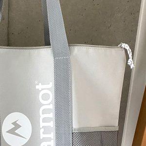 MonoMax5月号特別付録Mermotマーモット特大保冷保温トートバッグ