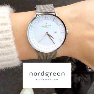 Nordgreenノードグリーン腕時計