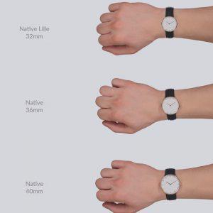 Nordgreenノードグリーン腕時計Native